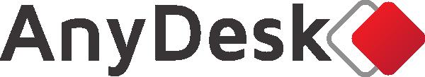 Das Logo von AnyDesk.